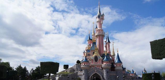 Lacné lístky do Disneyland Paríž
