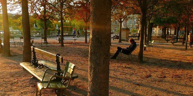 Cez jeseň kvitne v Paríži kultúra