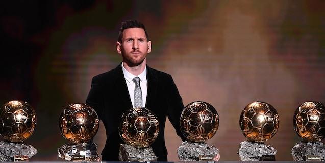 Le Messi à Paris